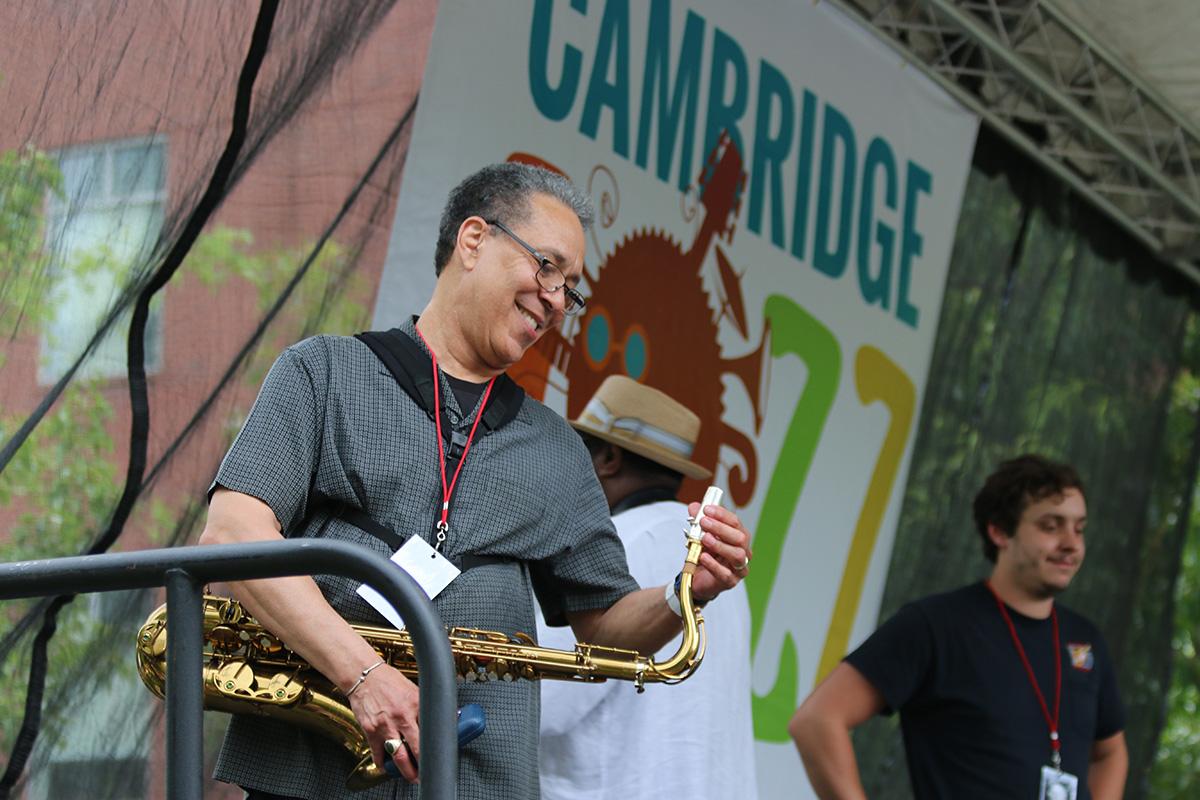 Cambridge Jazz Festival 2015 / Photo by Mutsuko