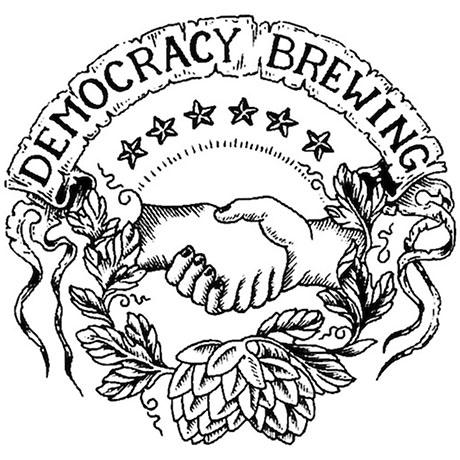 Democracy Brewing logo square