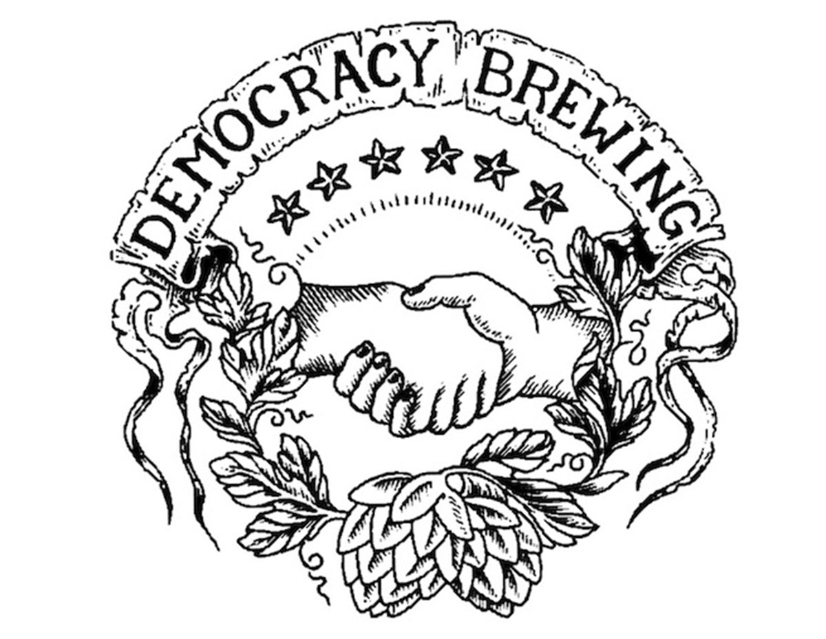 Democracy Brewing logo