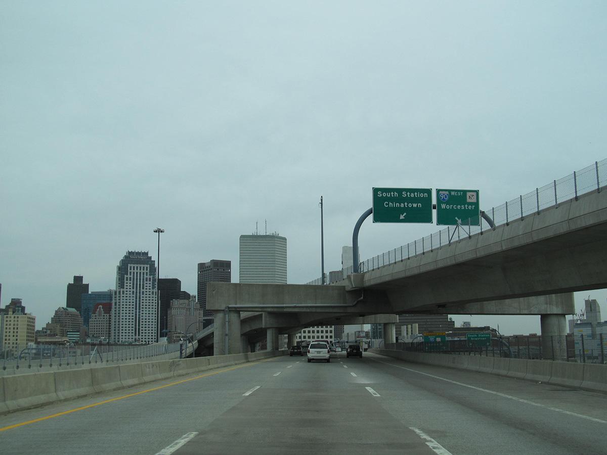 Interstate 93 - Massachusetts by Doug Kerr on Flickr / Creative Commons