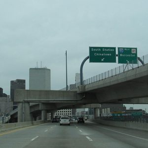Interstate 93 - Massachusetts by Doug Kerr on Flickr / Creative Commons