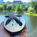 Georgetown Cupcakes Shark Week