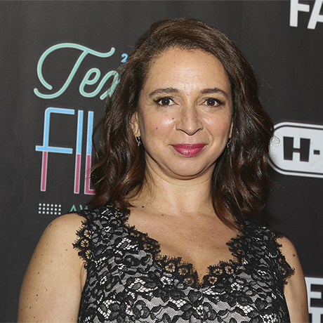 Maya Rudolph attends the 2016 Texas Film Awards at Austin Studios on Thursday, March 10, 2016, in Austin, Texas. (Photo by Jack Plunkett/Invision/AP)