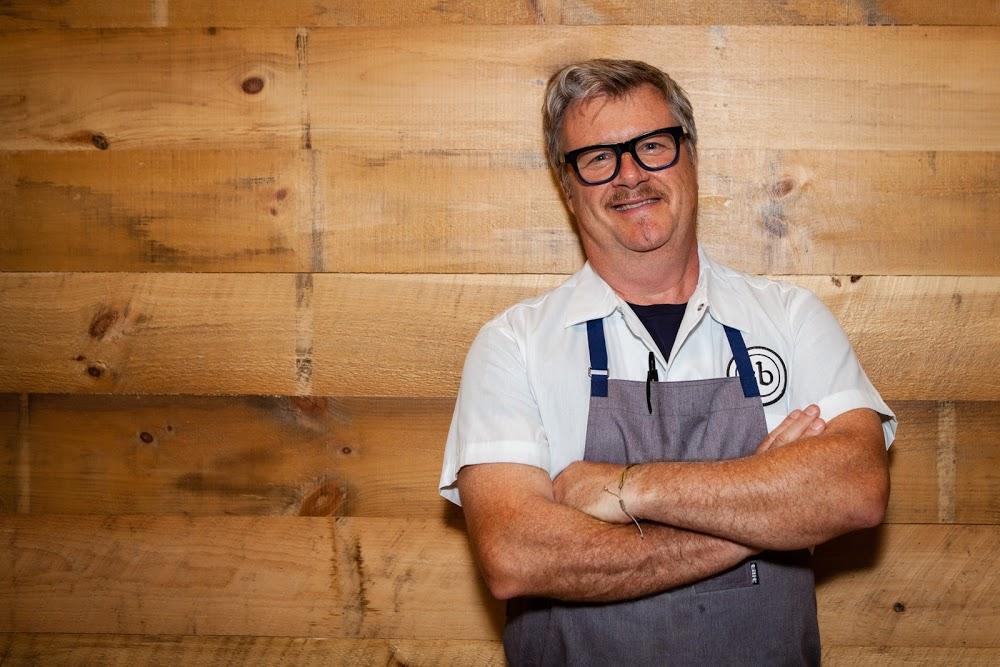 Riversbend chef/owner Frank McClelland