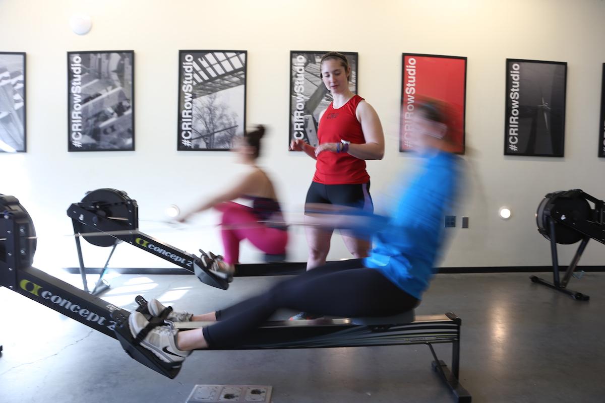 Community Rowing photo provided.