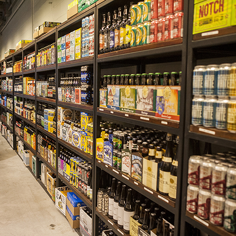 Hopsters Alley at Boston Public Market