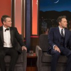 "JIMMY KIMMEL LIVE: AFTER THE OSCARS - The 11th annual ""Jimmy Kimmel Live: After The Oscars"" special airs live on Oscar Sunday, February 28, after the late local news EST/CST and at 10pm PST on ABC. (ABC/Randy Holmes) MATT DAMON, BEN AFFLECK"