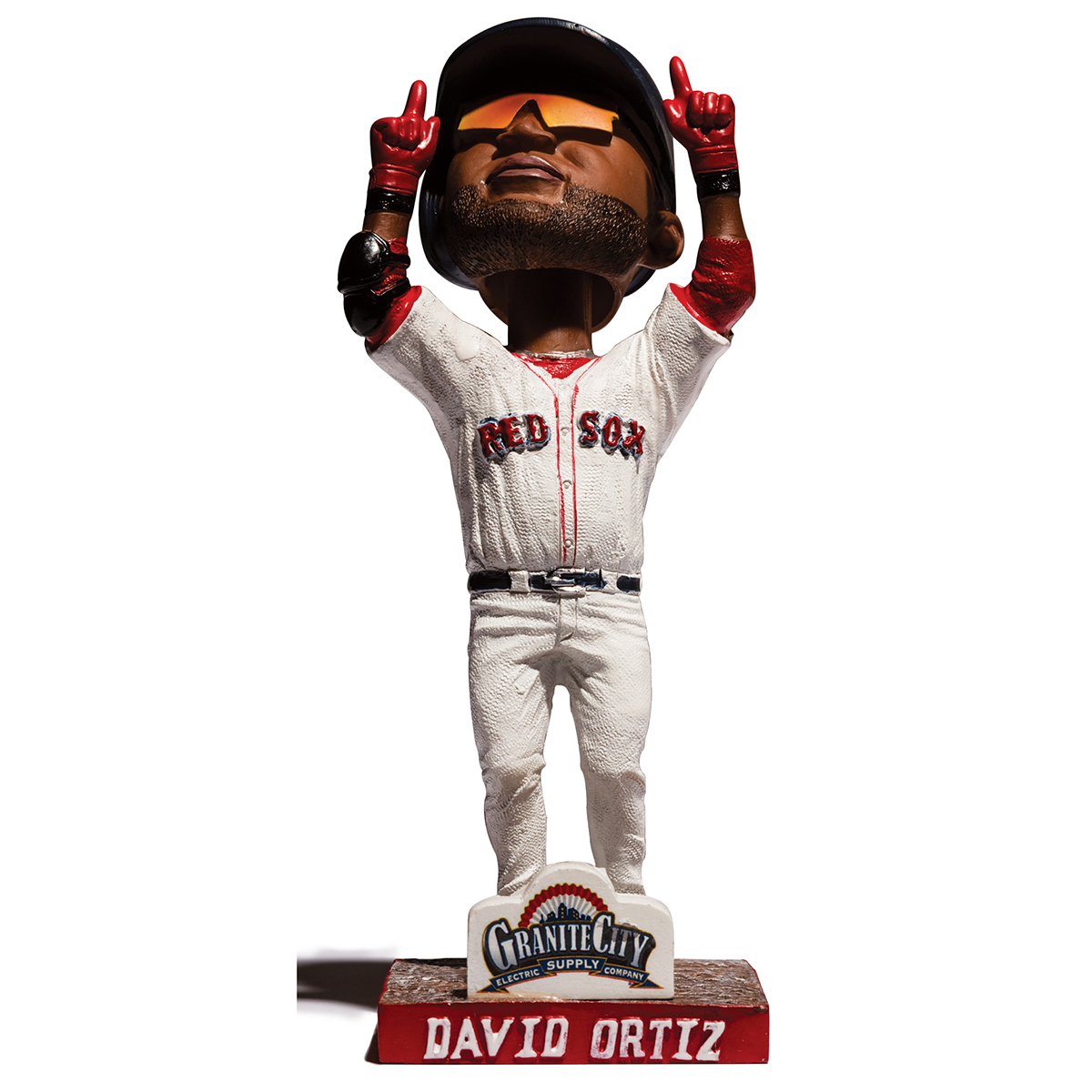 david ortiz oral history bobblehead