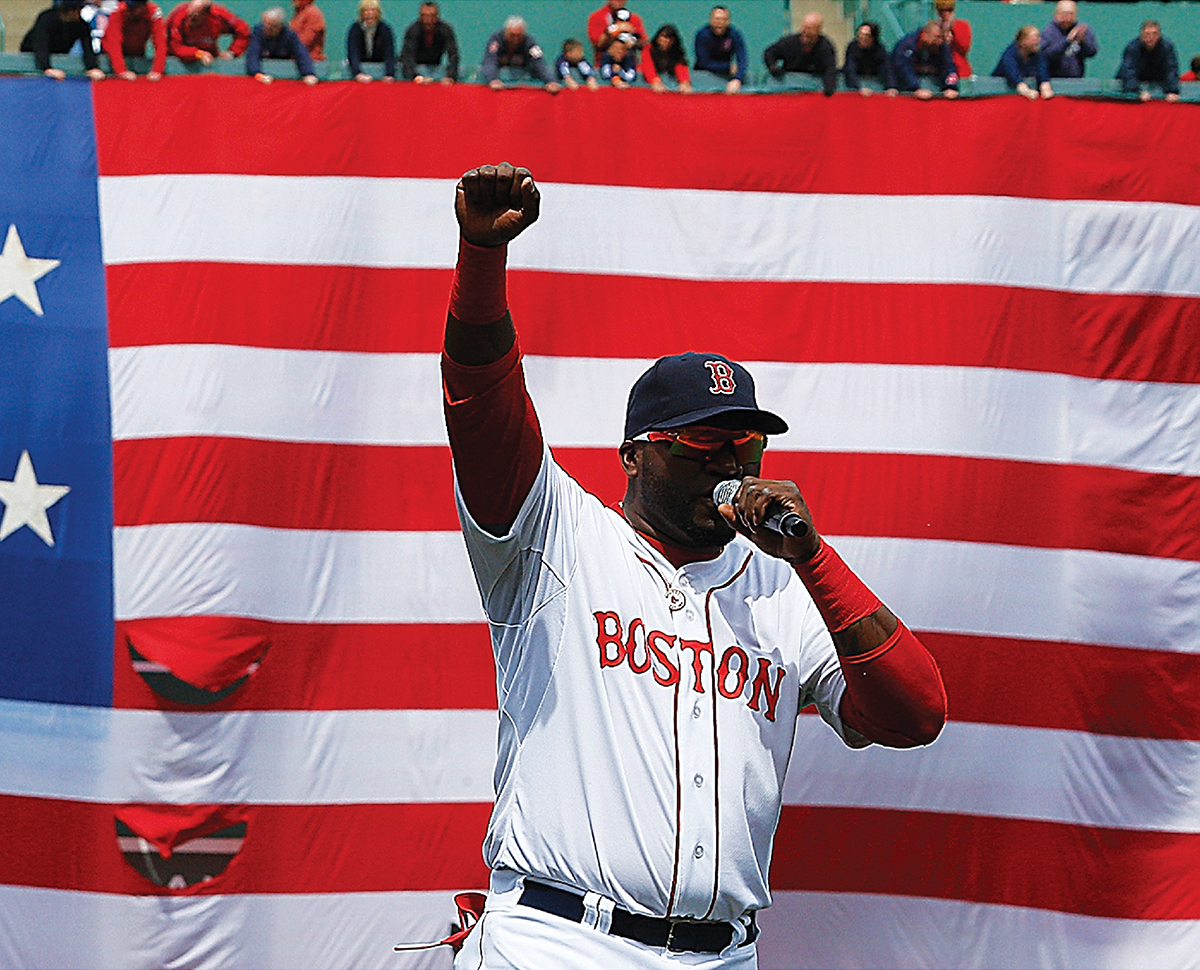 david ortiz oral history flag