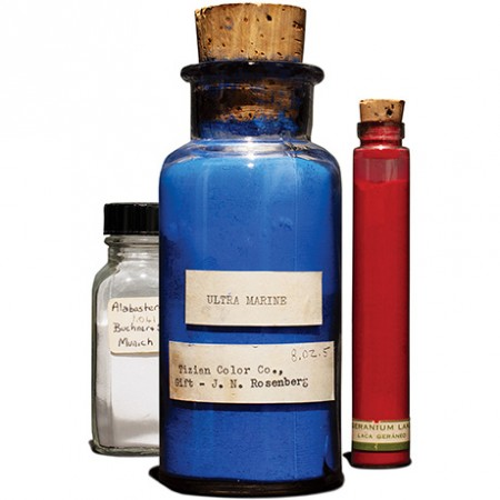 forbes pigment collection harvard art museums sq