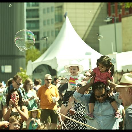 WGBH Fun Fest / Photo by Carlos Vaquero