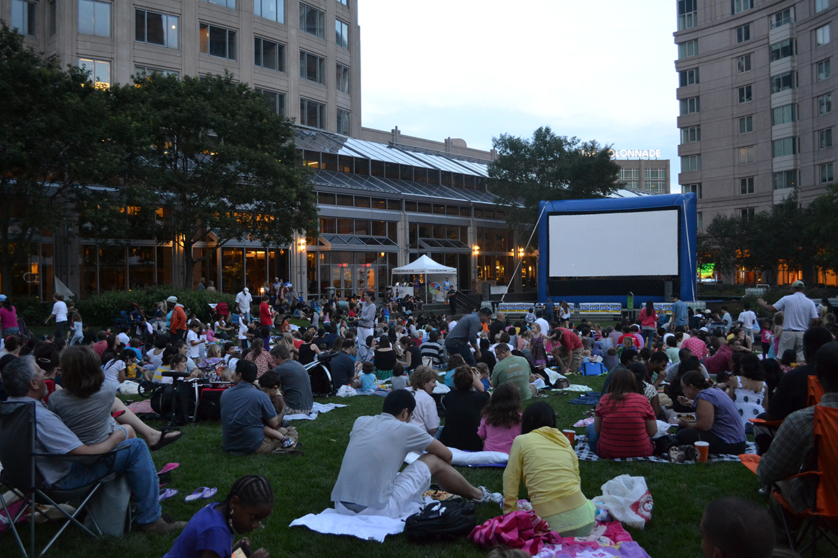 August free things: magic 106.7 film festival at the prudential center
