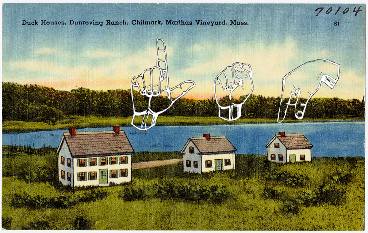 Throwback Thursday When Martha S Vineyard Had Its Own Sign Language Boston Magazine