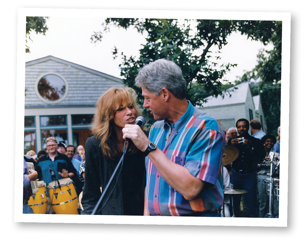 obamas clintons marthas vineyard 9