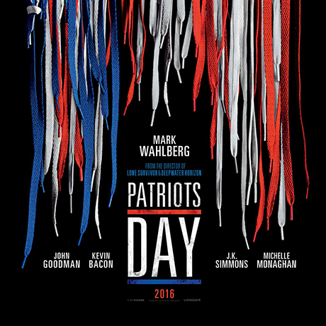 patriots day poster square