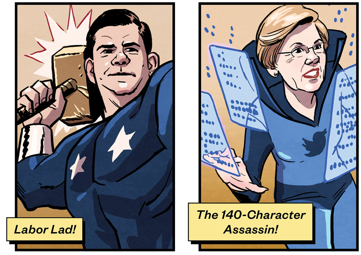politicians superheroes 2