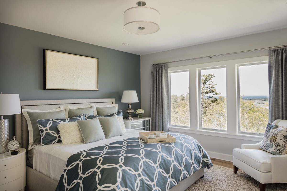 1st Floor Master Bedroom Boston Magazine