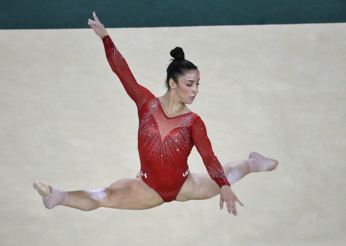 Aly Raisman 2016 Olympics Rio