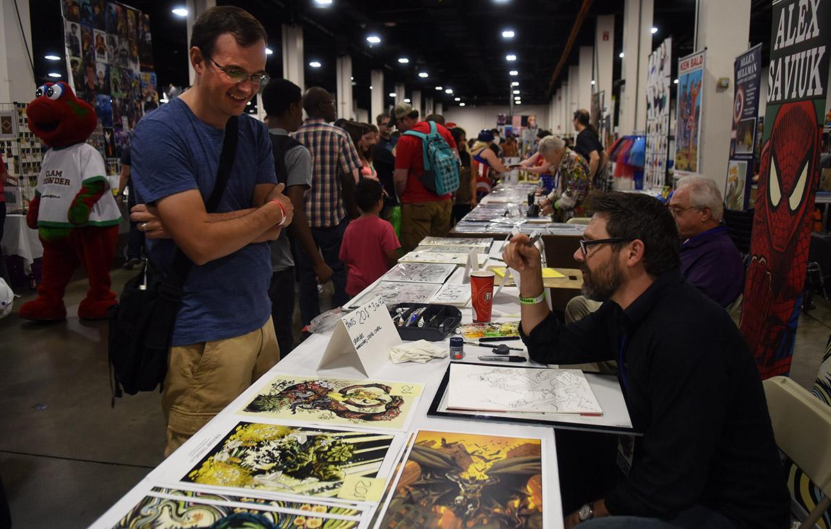 Boston Comic Con / Photo by Boston Comic Con