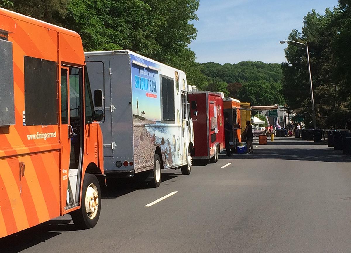 Hoagies Food Truck Vendors