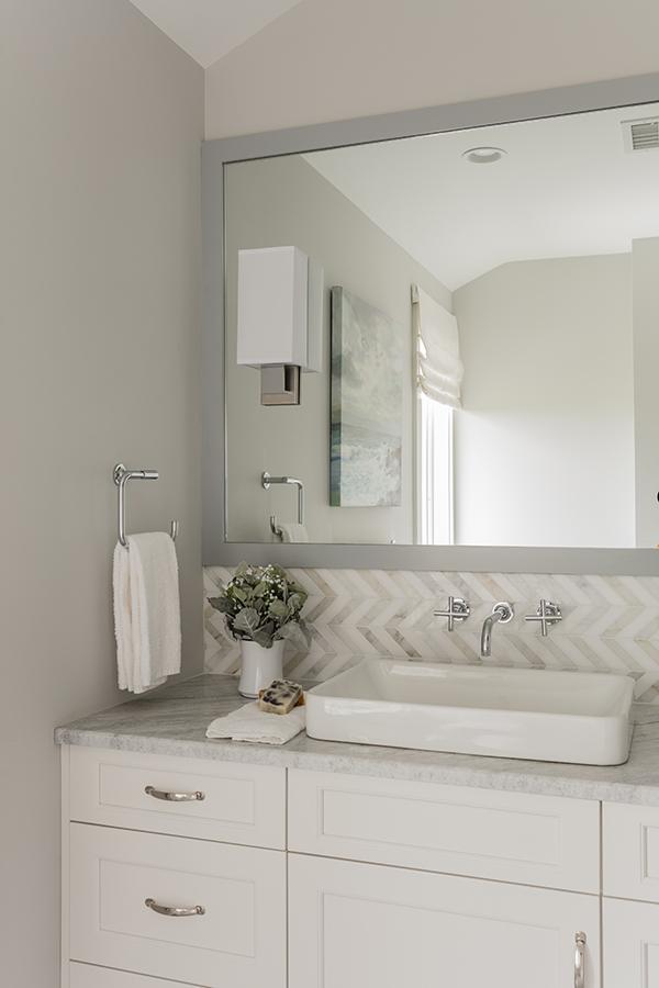 2nd Floor Guest Bathroom Boston Magazine