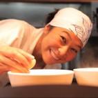 Moe Kuroki of Oisa Ramen