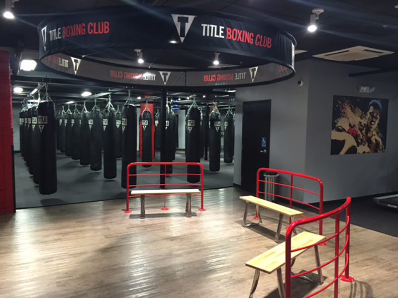 Title boxing club is now open on newbury street