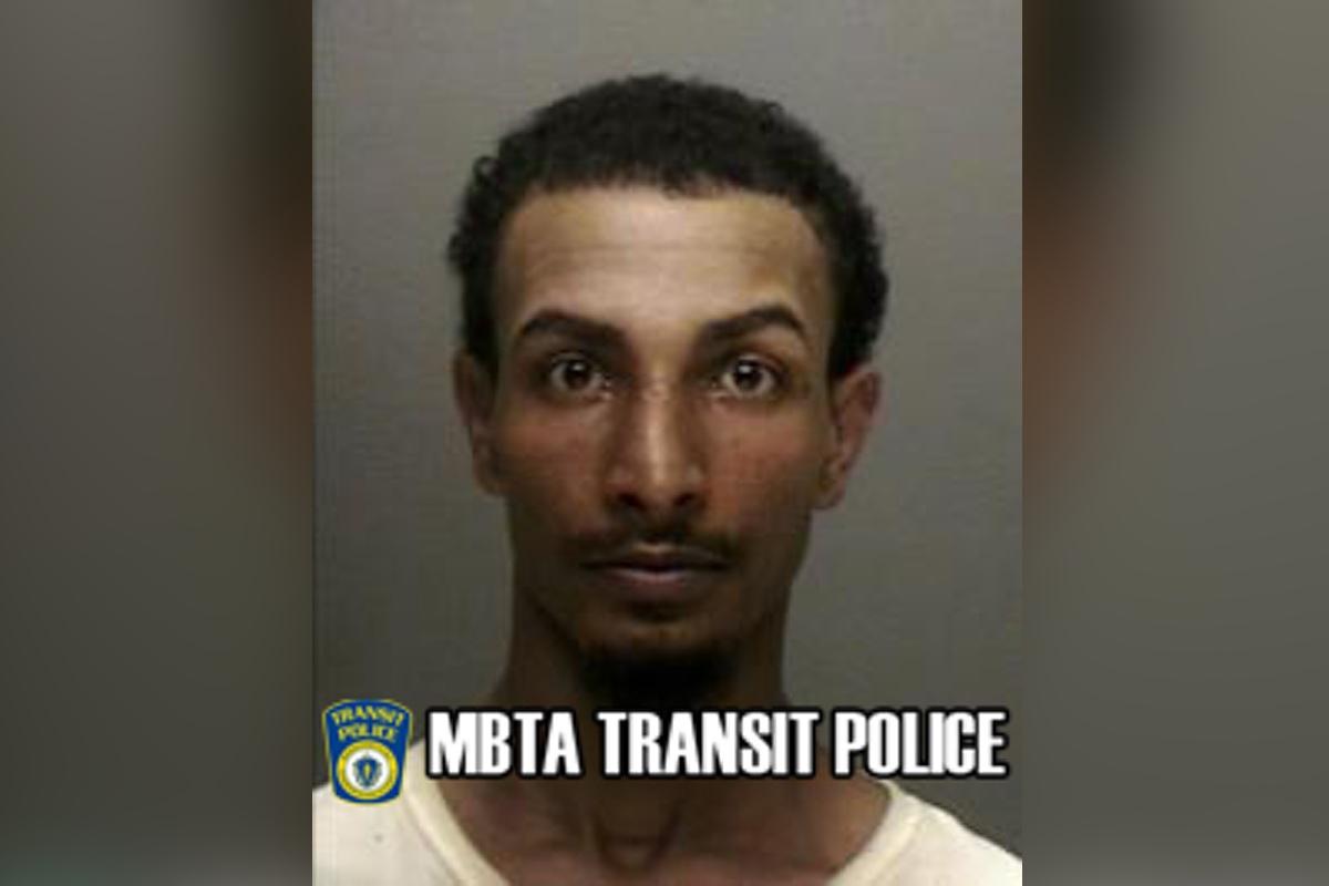 Photo via MBTA Transit Police