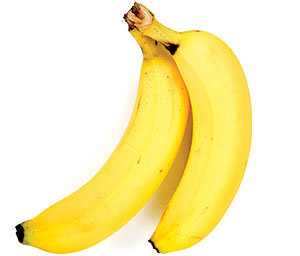 Pair of bananas
