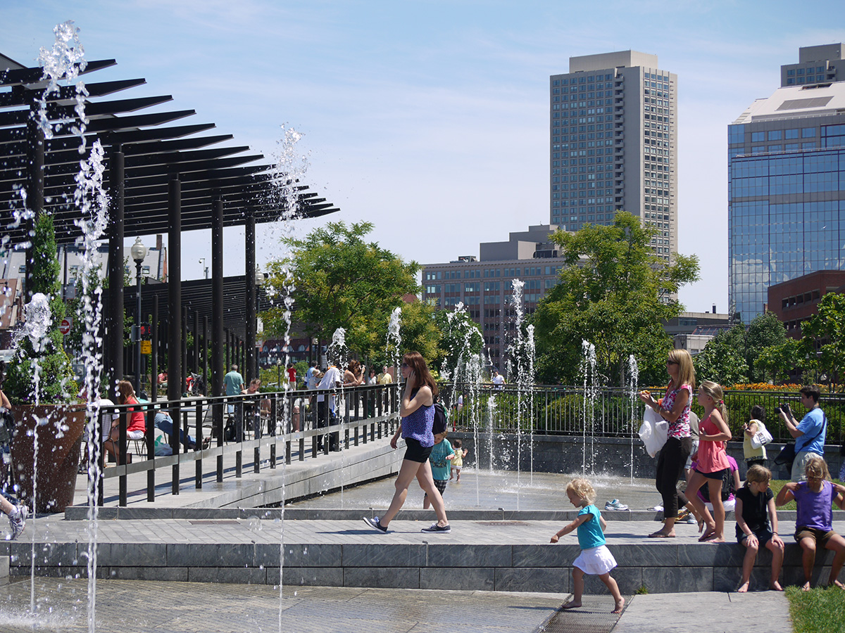 boston hot summer