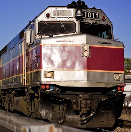 commuter rail sq