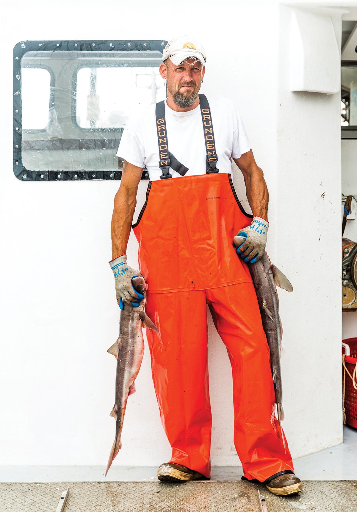 doug feeney chatham fisherman dogfish 2