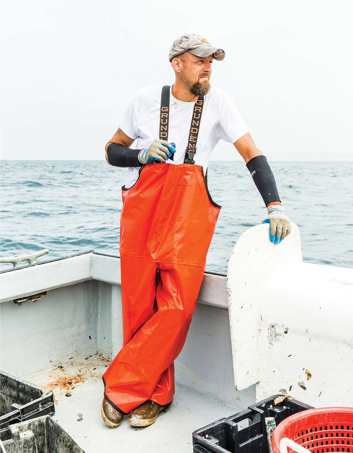 doug feeney fisherman chatham dogfish 5