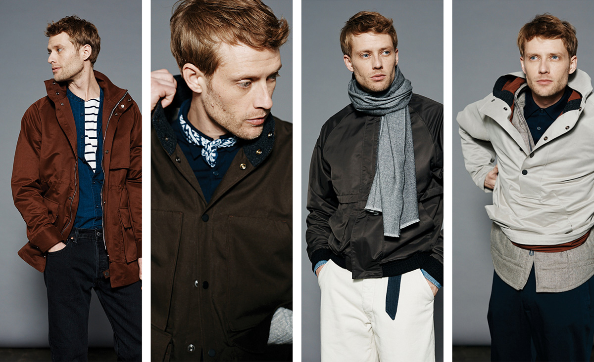 exley menswear outerwear