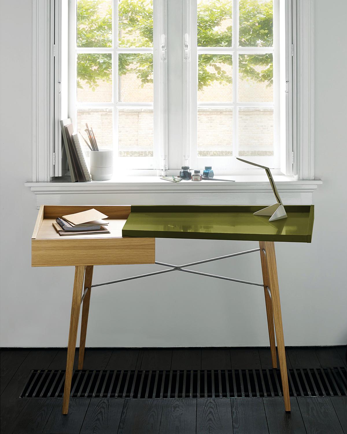 litho desk ligne roset thibault desombre