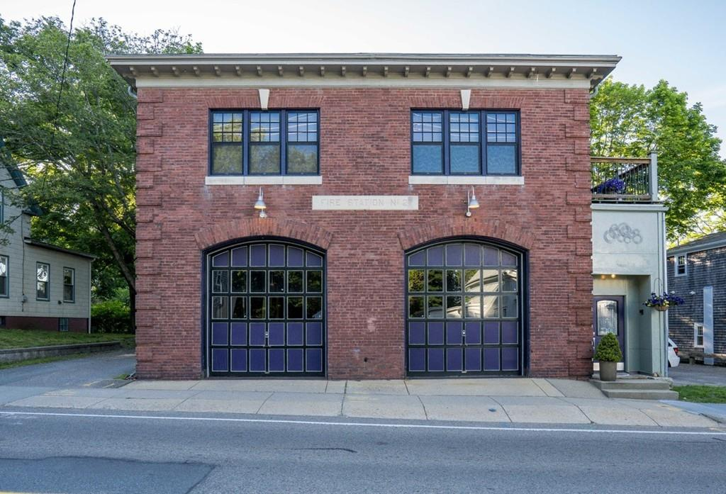 You Can Live In These Five Converted Firehouses Boston