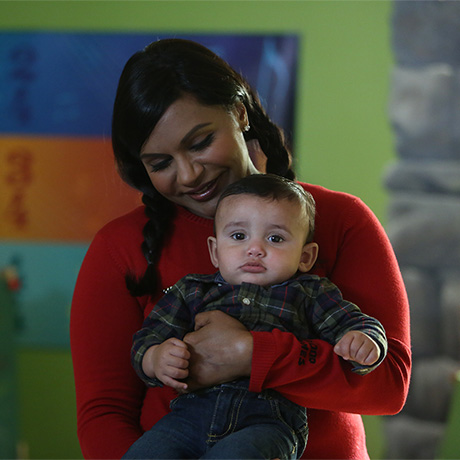 """THE MINDY PROJECT -- """"Jody Kimball is My Husband"""" Episode 409 -- Pictured: -- (Photo by: Jordin Althaus/Universal Television)"""