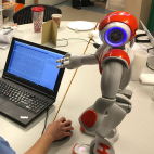 MIT Nao Robot / Photo by MIT CSAIL