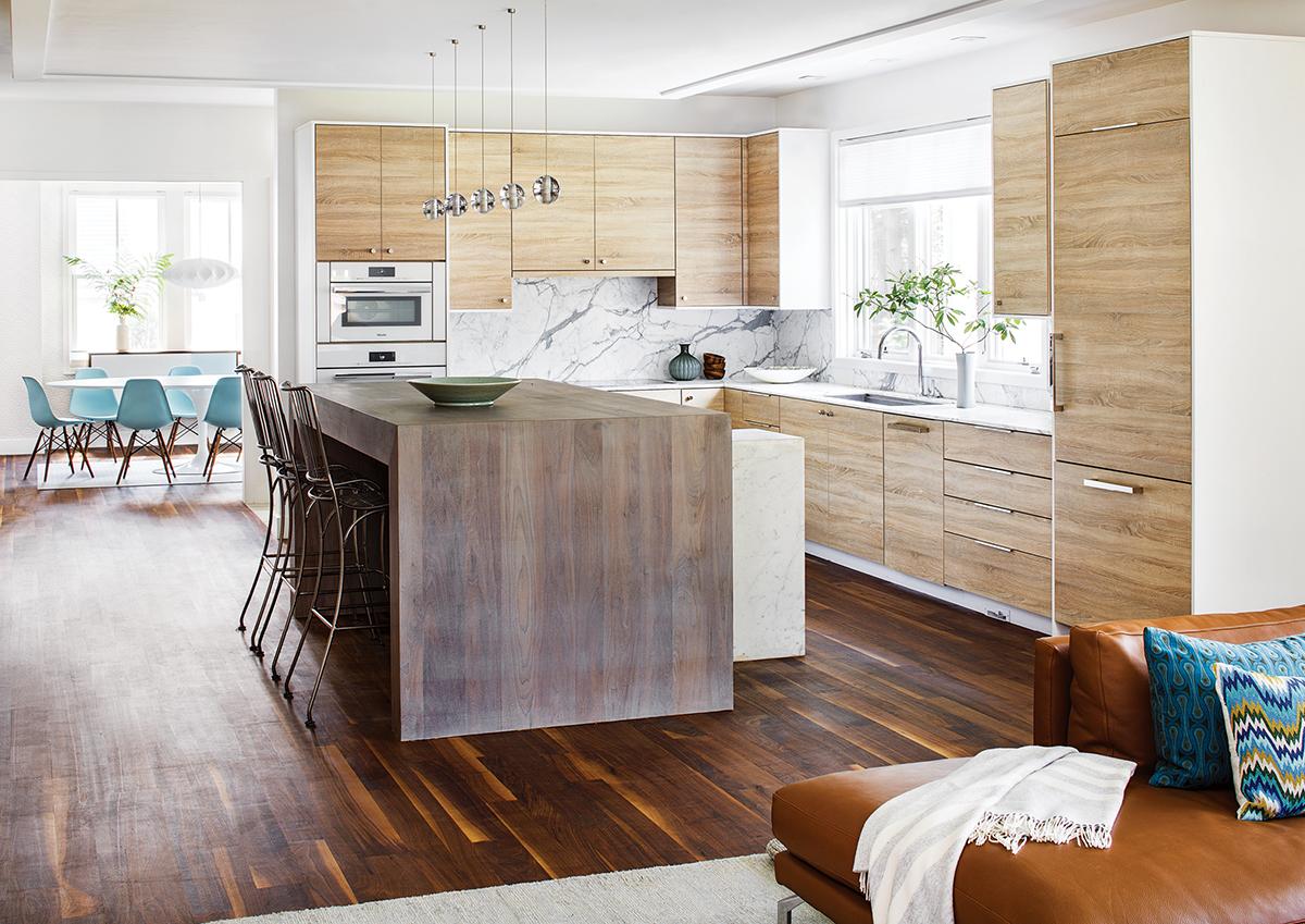 modern home needham