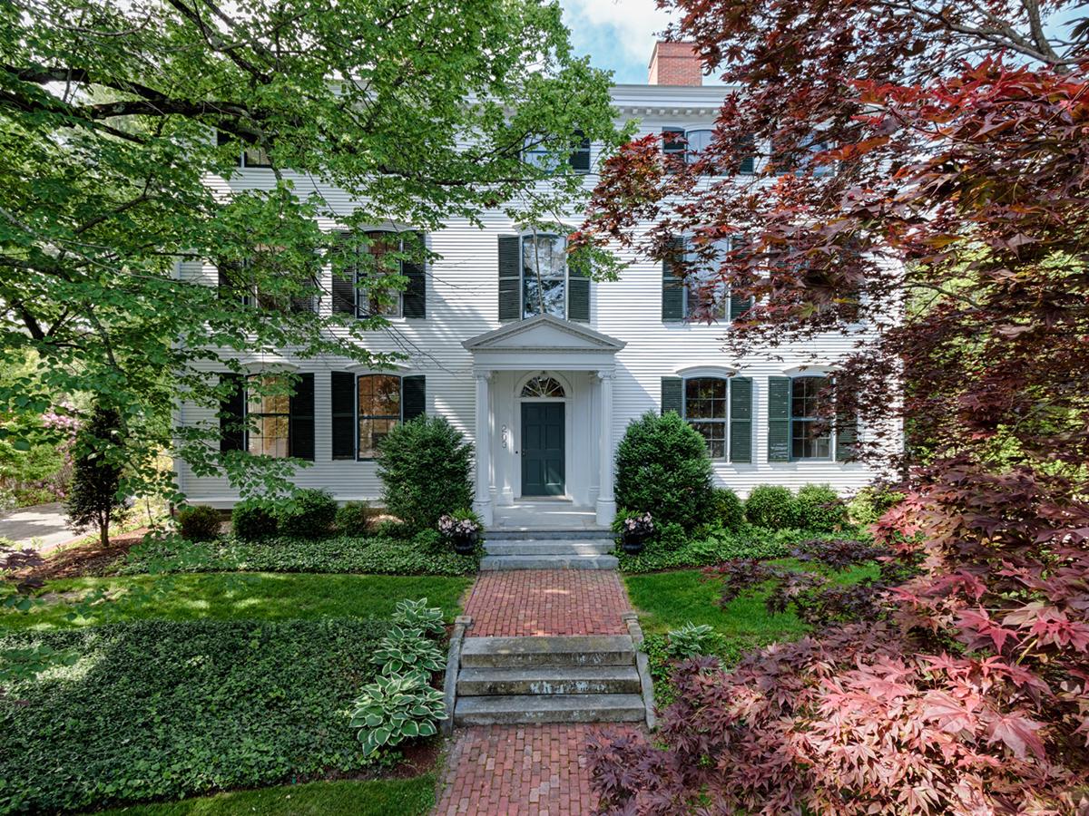 newburyport mansion