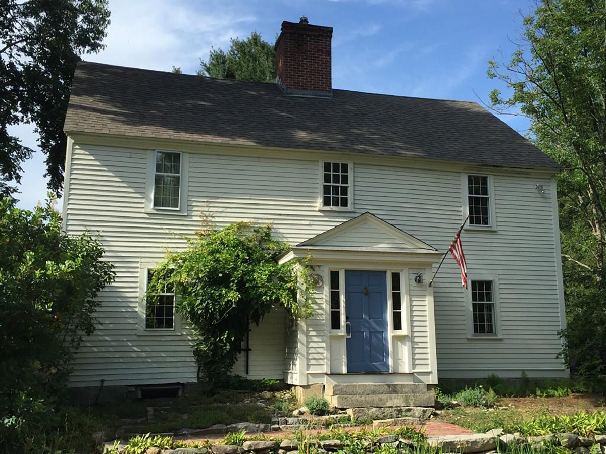 Here Are the Oldest Houses for Sale in Massachusetts ... Houses For Sale