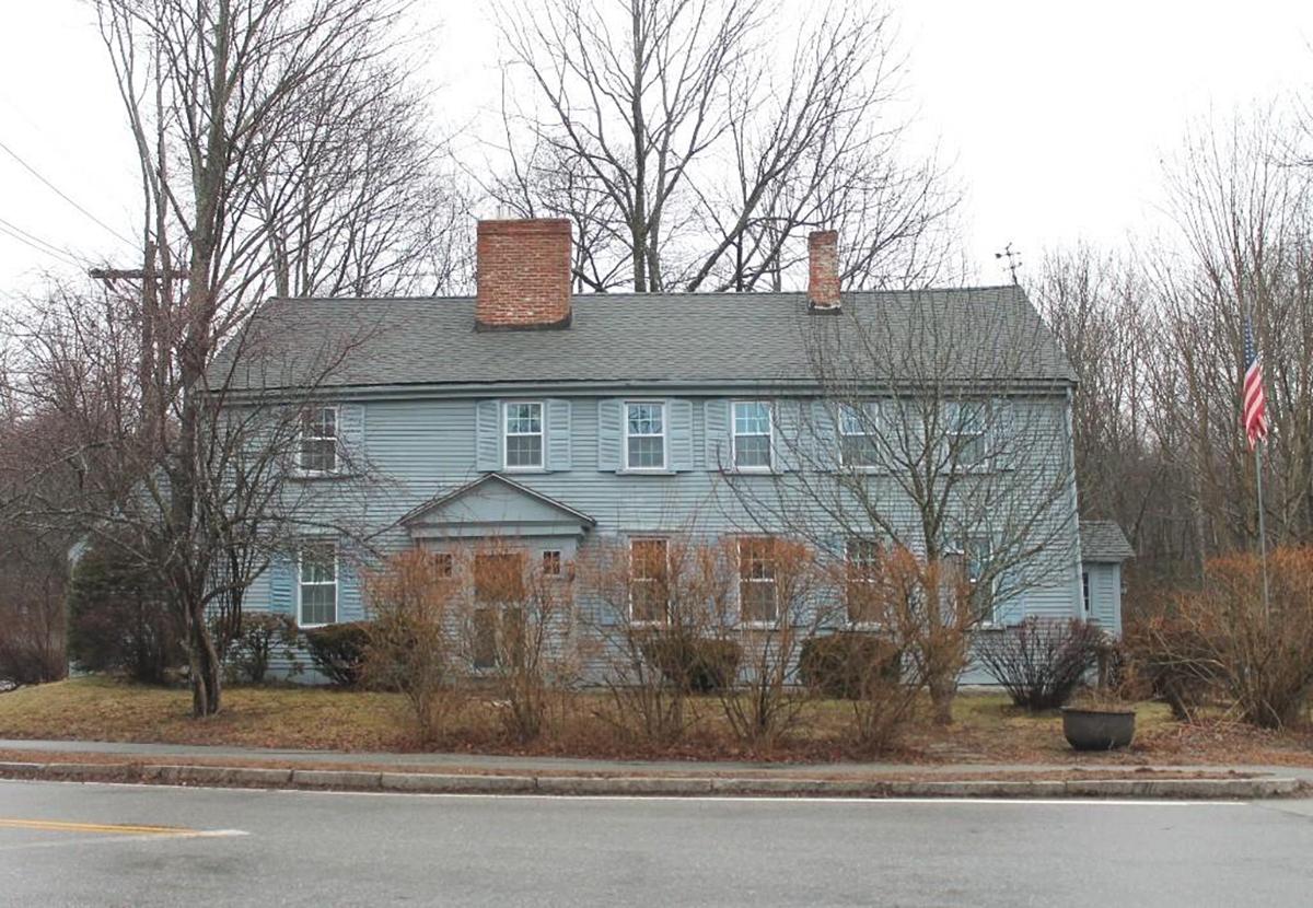 old houses massachusetts