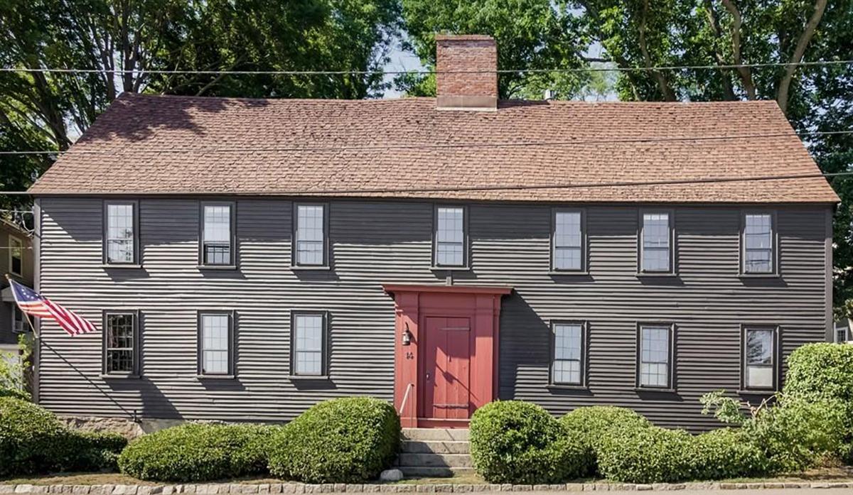 Here are the oldest houses for sale in massachusetts for Massachusetts home builders