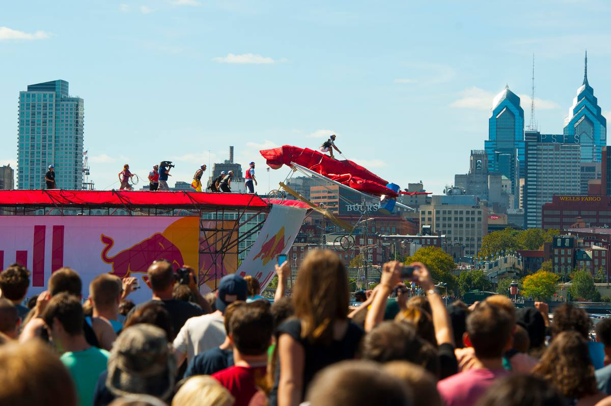 Red Bull Flugtag / Photo by Red Bull