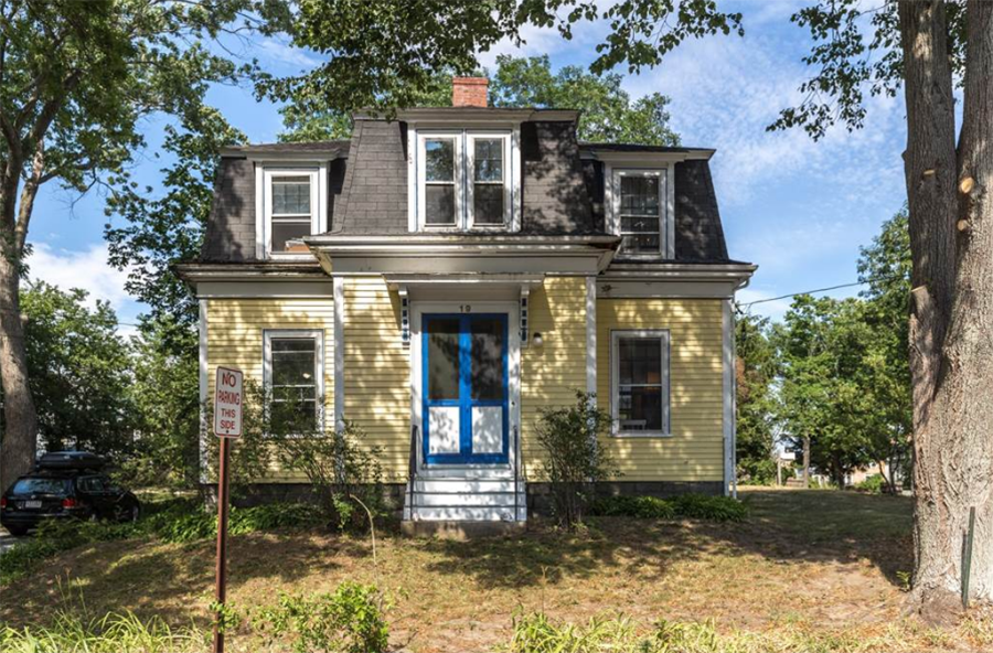 On the market a second empire in rockport boston magazine for Second empire homes for sale