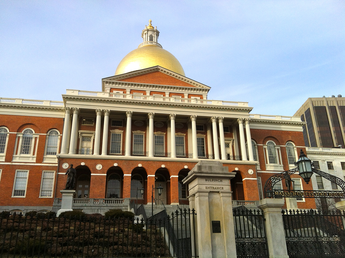 State House photo via Wikimedia/Creative Commons