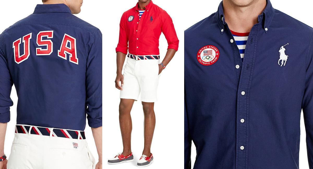 team usa apparel olympics 2016 new england shirt company fall river massachusetts