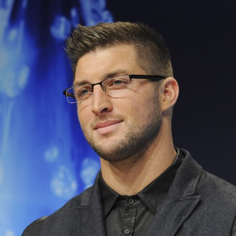 "THE 48TH ANNUAL CMA AWARDS - ""The 48th Annual CMA Awards"" airs live from the Bridgestone Arena in Nashville on WEDNESDAY, NOVEMBER 5 (8:00-11:00 PM/ET) on the ABC Television Network. (ABC/Image Group LA) TIM TEBOW"