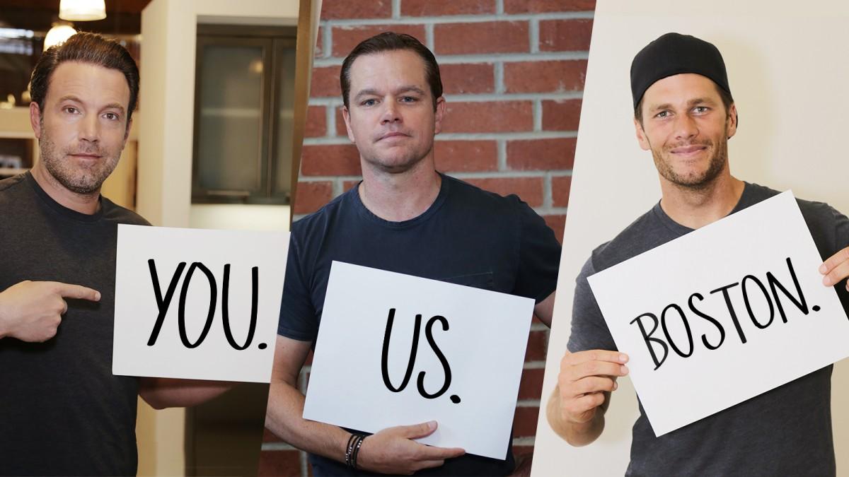 Tom Brady to pick between friends Ben Affleck, Matt Damon at fundraiser