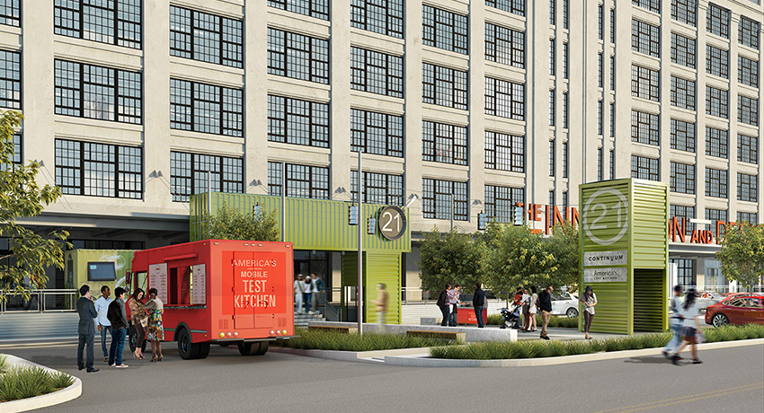 america 39 s test kitchen is moving to the seaport boston